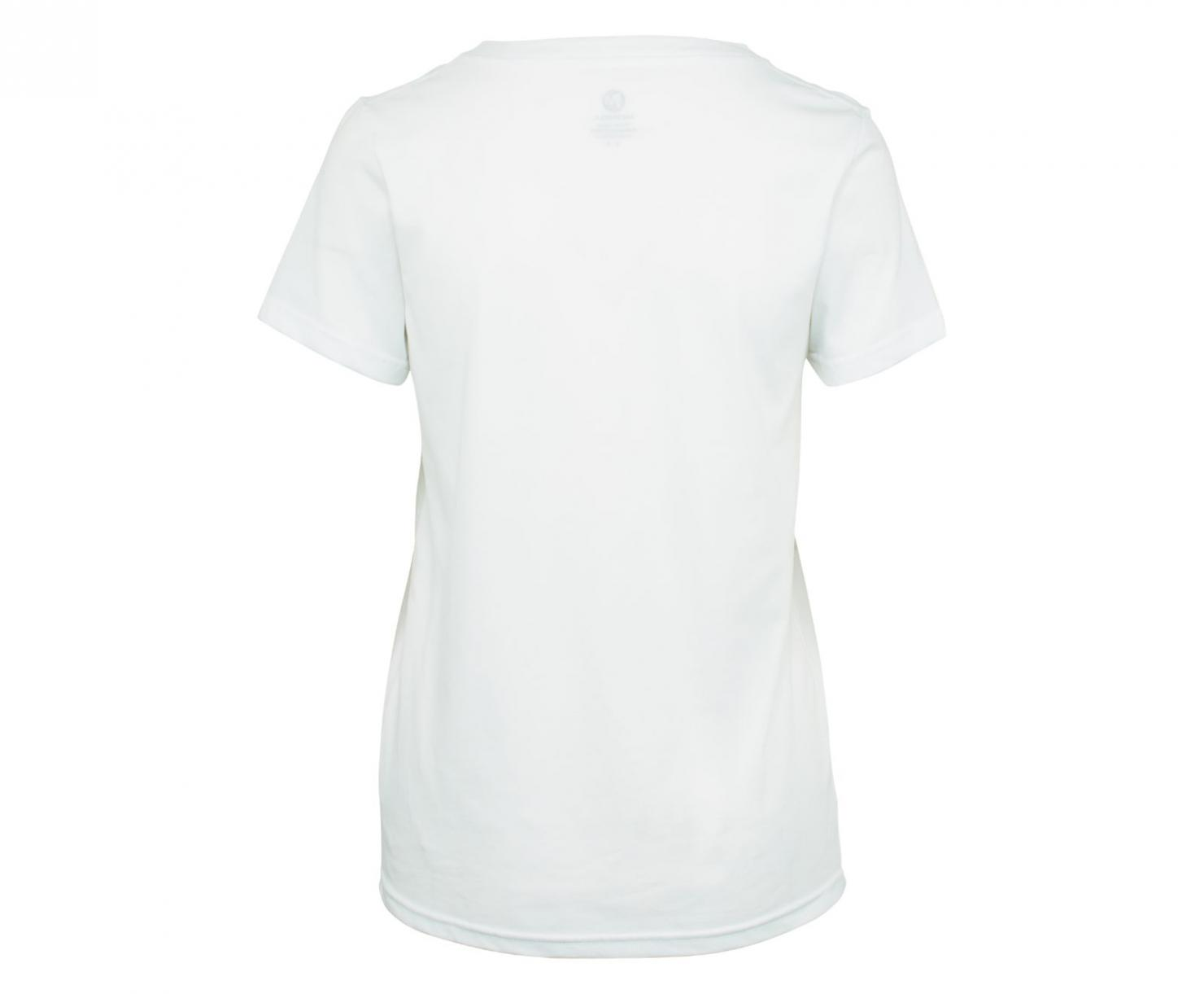 Merrell Damen Oberteile | Summits and Sunsets Tee White